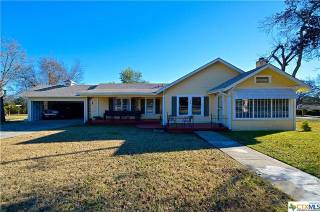 808 W 1st, Lampasas, TX 76550 (MLS #366109) :: Kopecky Group at RE/MAX Land & Homes