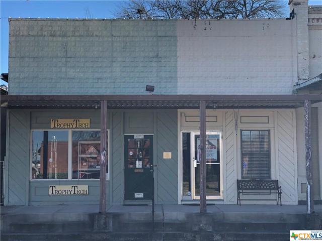 130 E South Main, Flatonia, TX 78941 (MLS #366619) :: Kopecky Group at RE/MAX Land & Homes