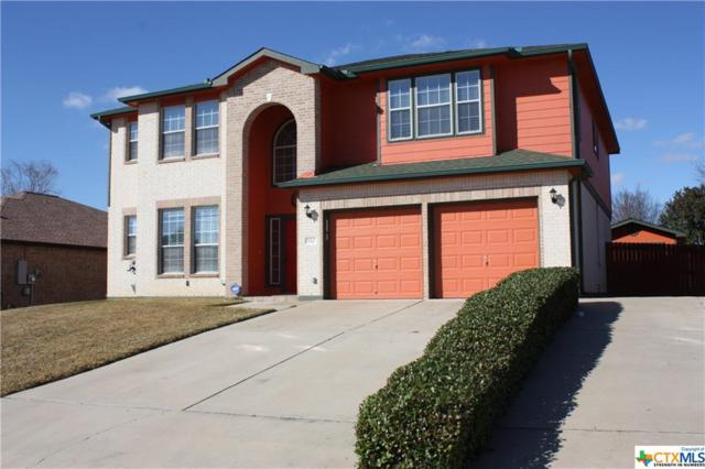 110 E Deer Horn Pass, Harker Heights, TX 76548 (#367080) :: 12 Points Group