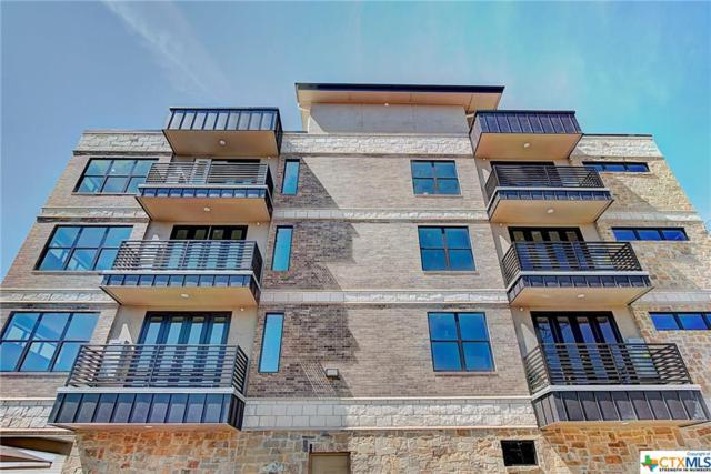 810 Rock Street #201, Georgetown, TX 78628 (MLS #367104) :: The Graham Team
