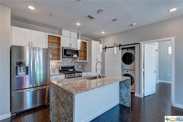 810 Rock Street #202, Georgetown, TX 78626 (MLS #367108) :: Magnolia Realty