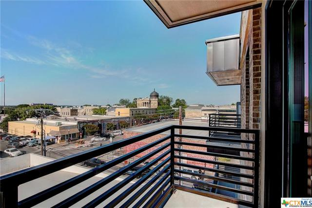 810 Rock Street #403, Georgetown, TX 78628 (MLS #367167) :: The Graham Team