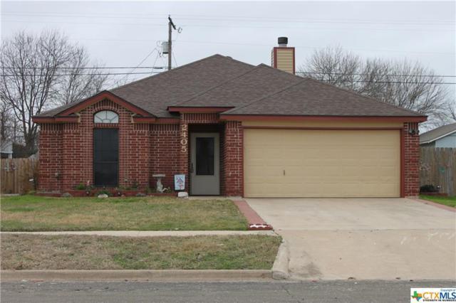 2405 Pixton, Killeen, TX 76543 (MLS #367200) :: Carter Fine Homes - Keller Williams Heritage