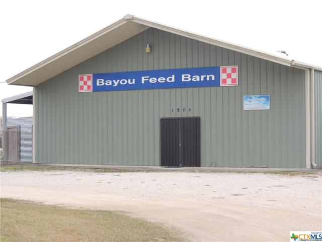 1504 W Main Street, Port Lavaca, TX 77979 (MLS #367313) :: The Graham Team
