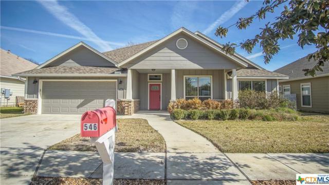 546 Melissa Lane, New Braunfels, TX 78130 (MLS #367325) :: Magnolia Realty