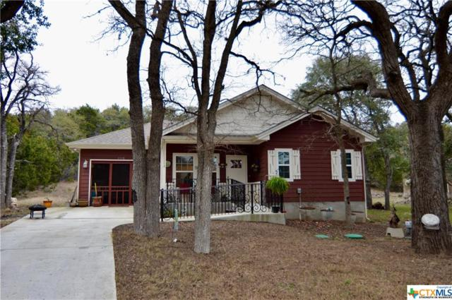 1118 Lonesome, Canyon Lake, TX 78133 (MLS #367351) :: Berkshire Hathaway HomeServices Don Johnson, REALTORS®
