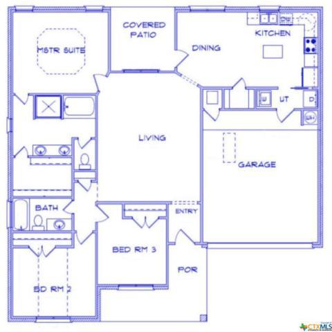 7700 Blue Nile Drive, Killeen, TX 76542 (MLS #367374) :: RE/MAX Land & Homes