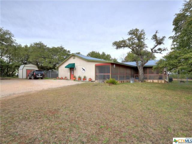 1110 Green Acres, Wimberley, TX 78676 (MLS #367536) :: The i35 Group