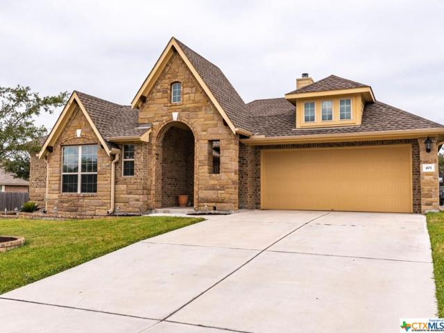 401 Lismore St., Hutto, TX 78643 (#367547) :: 12 Points Group