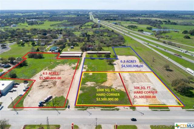 000 Hwy 77 & I-10 Feeder, Schulenburg, TX 78956 (MLS #367556) :: Kopecky Group at RE/MAX Land & Homes