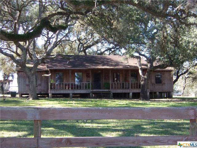 5877 County Road 436, Yoakum, TX 77995 (MLS #367612) :: RE/MAX Land & Homes