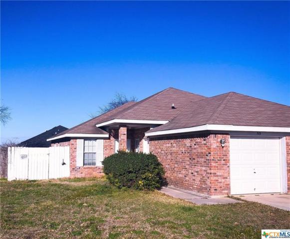 513 Deloris, Killeen, TX 76542 (MLS #367623) :: RE/MAX Land & Homes