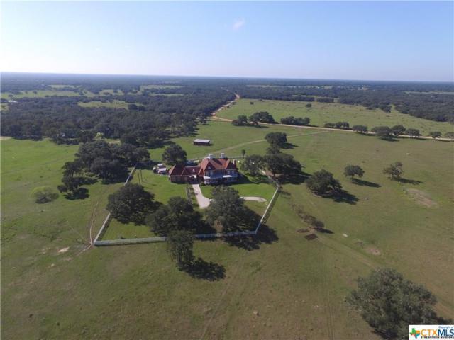 603 County Road 438, Yoakum, TX 77995 (MLS #368032) :: Kopecky Group at RE/MAX Land & Homes