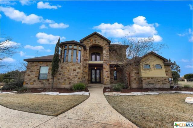 407 W Majestic Oak Lane, Georgetown, TX 78633 (MLS #368317) :: Berkshire Hathaway HomeServices Don Johnson, REALTORS®