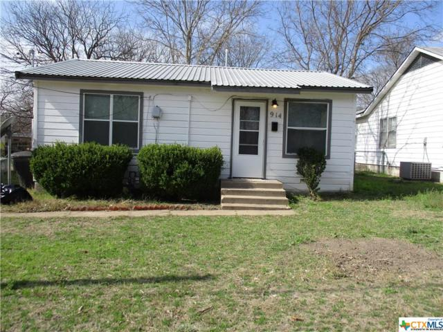 914 S 39th, Temple, TX 76504 (MLS #368426) :: Kopecky Group at RE/MAX Land & Homes