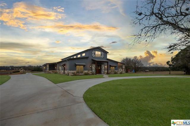 535 Van Bibber, Salado, TX 76571 (MLS #368783) :: Magnolia Realty