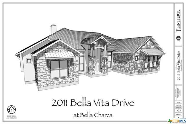 2011 Bella Vita Drive, Nolanville, TX 76559 (MLS #368941) :: The i35 Group