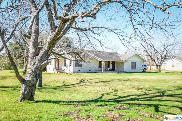 1010 E Gonzales, Yoakum, TX 77995 (MLS #369252) :: Kopecky Group at RE/MAX Land & Homes