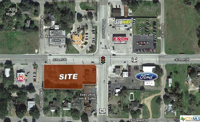 108 S Jefferson, Goliad, TX 77963 (#369513) :: First Texas Brokerage Company