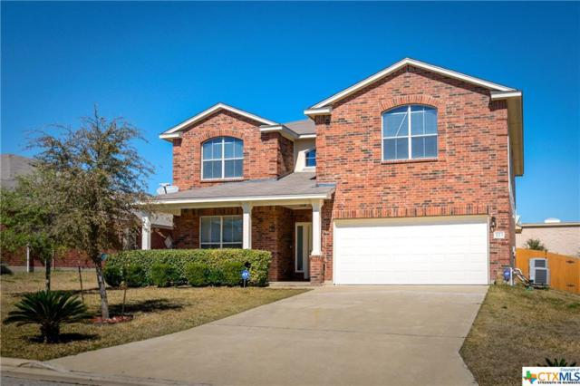 223 Scarlet Lane, Harker Heights, TX 76548 (MLS #369555) :: The i35 Group