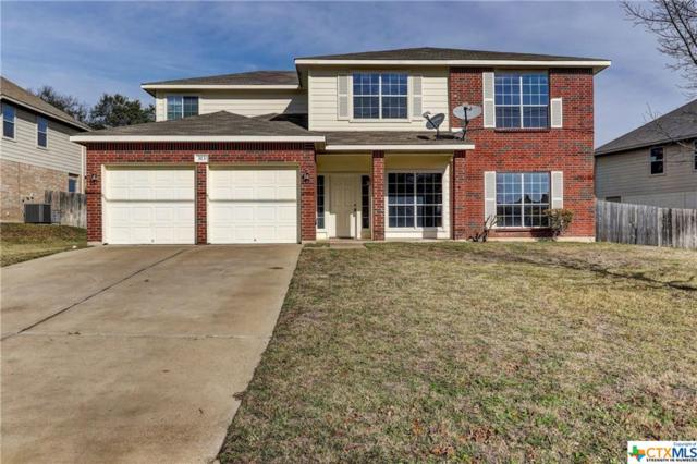 313 Crowfoot, Harker Heights, TX 76548 (#369737) :: 12 Points Group