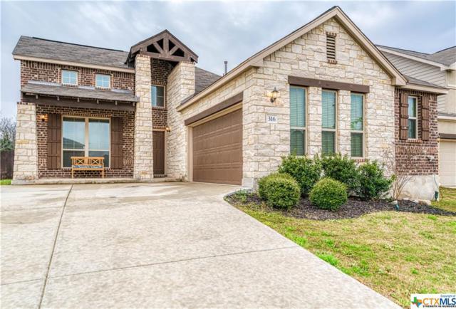 316 Green Heron, New Braunfels, TX 78130 (MLS #369886) :: Berkshire Hathaway HomeServices Don Johnson, REALTORS®