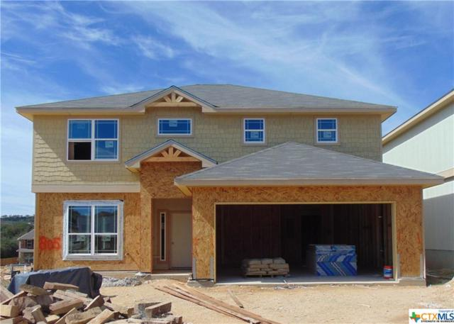 805 Ross Road, Copperas Cove, TX 76522 (MLS #370054) :: The i35 Group