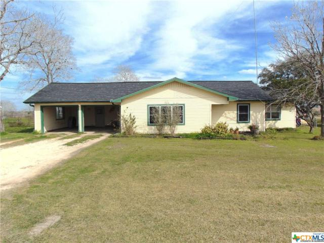 1153 State Highway 95, Shiner, TX 77984 (MLS #370107) :: Kopecky Group at RE/MAX Land & Homes