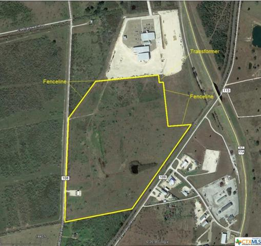 000 Old Gonzales Rd Road, Cuero, TX 77954 (MLS #370141) :: Kopecky Group at RE/MAX Land & Homes