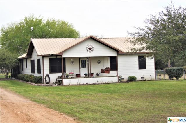 1665 Horseshoe Road, Yoakum, TX 77995 (MLS #370607) :: The Zaplac Group