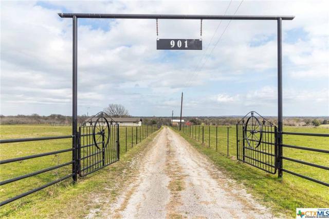 901 Fox, Lockhart, TX 78644 (MLS #370766) :: Magnolia Realty