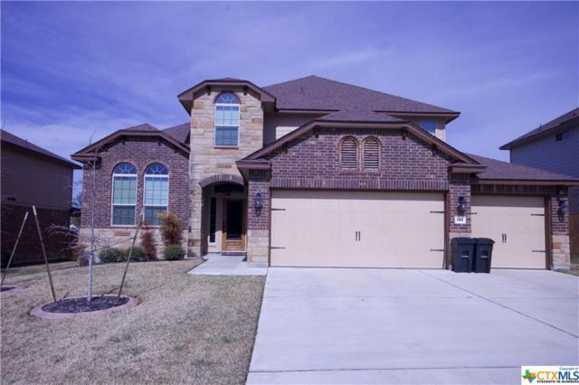 811 Terra Cotta, Harker Heights, TX 76548 (#370849) :: 12 Points Group
