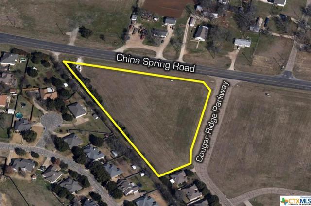 TBD China Spring Road, Waco, TX 76708 (MLS #370905) :: Vista Real Estate