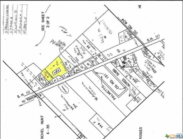 0 State Hwy 111 Highway, Edna, TX 77957 (MLS #370980) :: The Zaplac Group