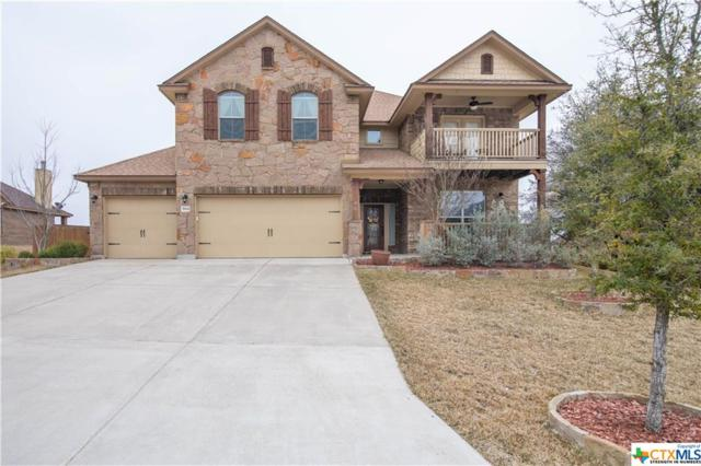 3914 Hickory View Drive, Harker Heights, TX 76548 (MLS #371033) :: The i35 Group