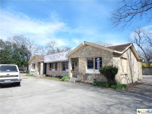 806 N 10th Street, Killeen, TX 76541 (MLS #371335) :: The Graham Team