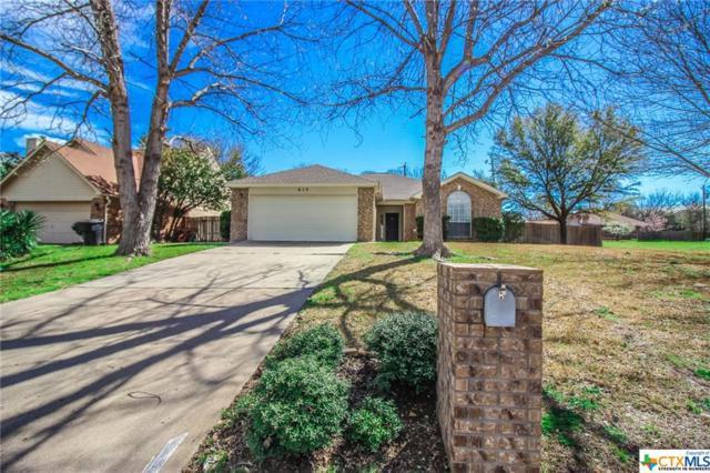 615 Pecos Drive, Temple, TX 76504 (MLS #371861) :: Magnolia Realty
