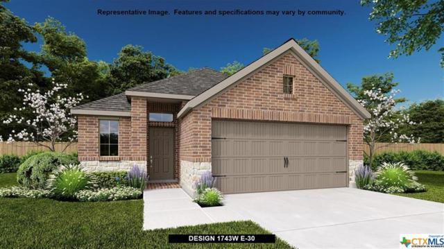 2964 Grove Terrace, Seguin, TX 78155 (MLS #372495) :: Berkshire Hathaway HomeServices Don Johnson, REALTORS®