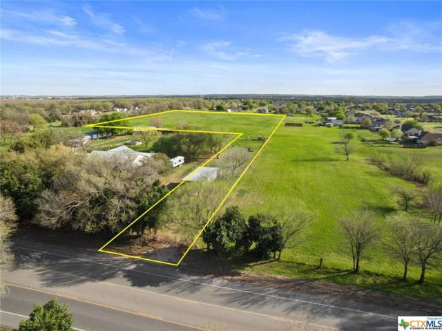 18650 San Marcos Highway, Martindale, TX 78655 (MLS #372509) :: Magnolia Realty