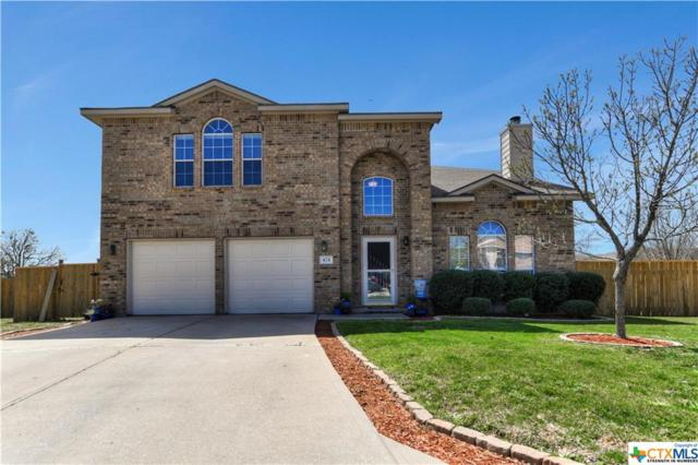 424 W Iowa Drive, Harker Heights, TX 76548 (#372615) :: 12 Points Group