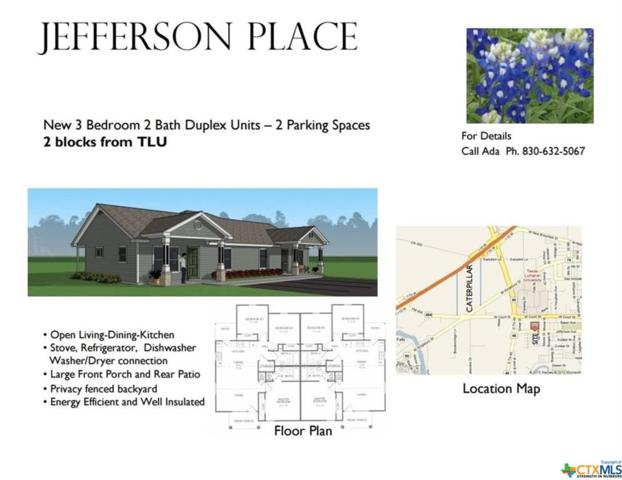1237 Jefferson Avenue, Seguin, TX 78155 (MLS #372693) :: Magnolia Realty