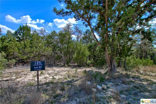 0 High Point Ranch Rd Lot 80, Boerne, TX 78006 (#372851) :: Realty Executives - Town & Country