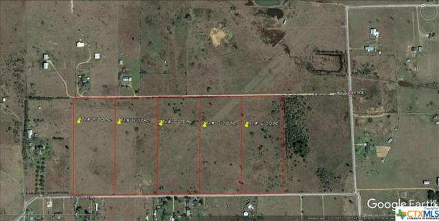3006 Levi Sloan (Tract D) Road, Victoria, TX 77904 (MLS #372905) :: The Zaplac Group