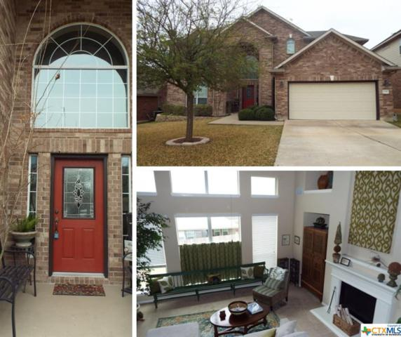 1338 Red Stag, Round Rock, TX 78665 (#372951) :: Realty Executives - Town & Country