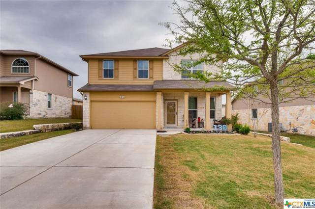 130 Collared Dove Cove, Kyle, TX 78640 (MLS #372989) :: Erin Caraway Group