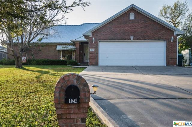 124 W Harbor, Port Lavaca, TX 77979 (MLS #373560) :: The Zaplac Group