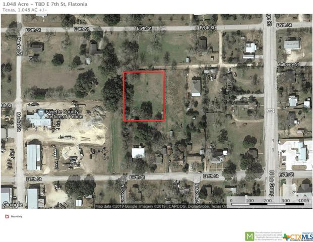 TBD Mulberry Street, Flatonia, TX 78941 (MLS #374486) :: The Real Estate Home Team
