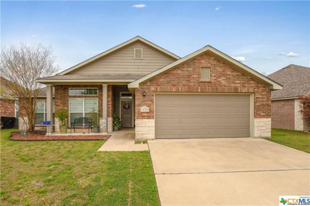 1119 Neuberry Cliffe, Temple, TX 76502 (MLS #374523) :: Brautigan Realty