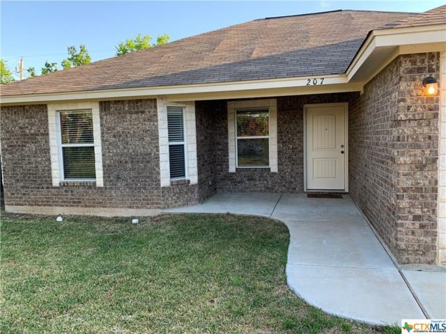 207 W Lorrie, Nolanville, TX 76559 (MLS #374628) :: The Graham Team