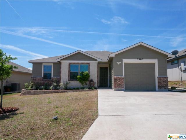 2405 Stoneham, Temple, TX 76504 (MLS #374668) :: Vista Real Estate